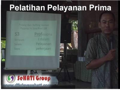 Pelatihan Peningkatan Layanan Prima Sehati Training Service Excellent (1)