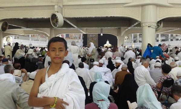 Foto Umroh maret 2015 kelrg junni  (15)