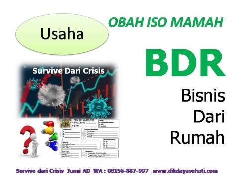4 Kunci Survive Dari Crisis Coach H. Junni AD, S.Psi 08156-887-997 www.dikdayasehati.com (8)